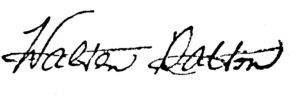 Dalton-signature